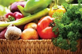 basket produce