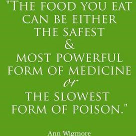 Food or Poisen