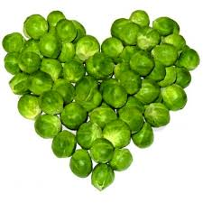 brussel sprout heart