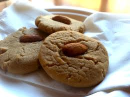 almond butter cookie