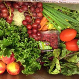 Brown Box Large Variety Box