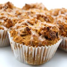sweet potato muffin