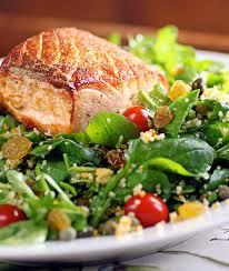 balsamic green salad