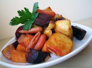 maple vegetables