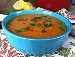 moraccan lentil soup