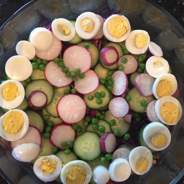 Easter Salad 1