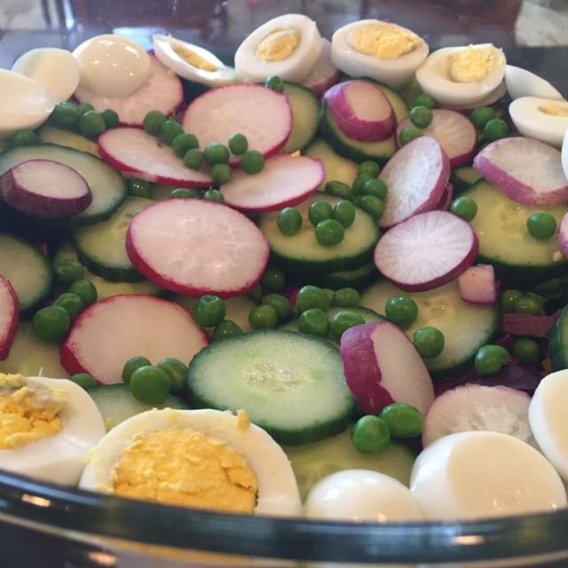 Easter Salad 2